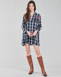 textil Dame Tunikaer Desigual JACARANDA Blå