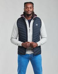 textil Herre Dynejakker Oxbow N2JELKOR Marineblå