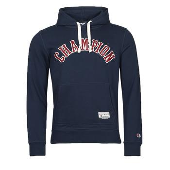 textil Herre Sweatshirts Champion 216569 Marineblå
