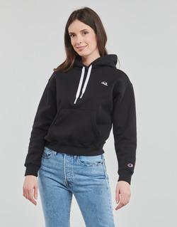 textil Dame Sweatshirts Champion CHAMPION LOGO Sort