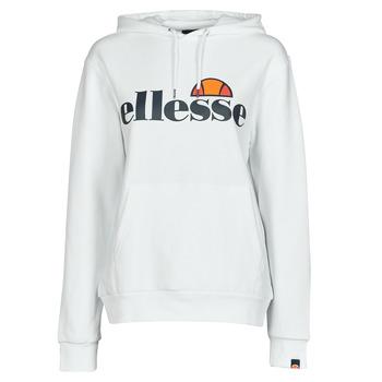 textil Dame Sweatshirts Ellesse TORICES Hvid