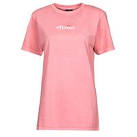 textil Dame T-shirts m. korte ærmer Ellesse ANNATTO Pink