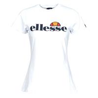 textil Dame T-shirts m. korte ærmer Ellesse HAYES SLIM Hvid