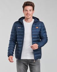 textil Herre Dynejakker Ellesse LOMBARDI Marineblå