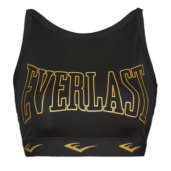 textil Dame Sports-BH Everlast DURAN Sort / Guld