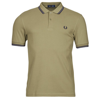 textil Herre Polo-t-shirts m. korte ærmer Fred Perry THE FRED PERRY SHIRT Beige