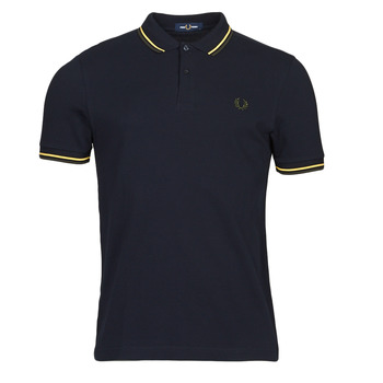 textil Herre Polo-t-shirts m. korte ærmer Fred Perry THE FRED PERRY SHIRT Blå