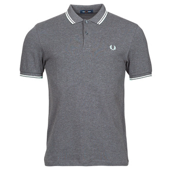 textil Herre Polo-t-shirts m. korte ærmer Fred Perry THE FRED PERRY SHIRT Grå