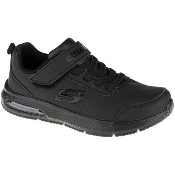 Sko Børn Lave sneakers Skechers Dyna-Air Fast Pulse Sort