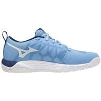 Sko Dame Lave sneakers Mizuno Supersonic 2 Azurblå