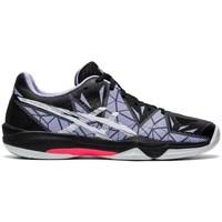 Sko Dame Lave sneakers Asics Gelfastball 3 Sort, Lilla