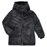 textil Pige Dynejakker Desigual MOSELLE Sort