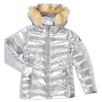 textil Pige Dynejakker Kaporal BLAZE Sølv