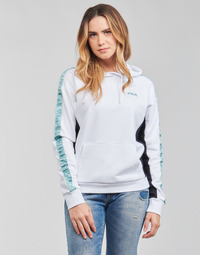 textil Dame Sweatshirts Fila NAGE HOODY Hvid