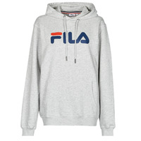 textil Sweatshirts Fila PURE HOODY Grå