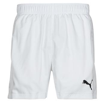 textil Herre Shorts Puma ESS ACTIVE WOVEN SHORT Hvid