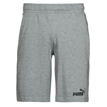 textil Herre Shorts Puma ESS JERSEY SHORT Grå