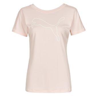 T-shirts m. korte ærmer Puma  TRAIN FAVORITE JERSEY CAT TEE