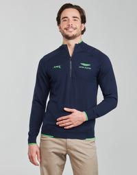 textil Herre Pullovere Hackett HM702727 Marineblå
