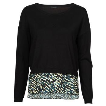 textil Dame Pullovere One Step FT18121 Sort