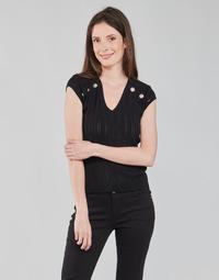 textil Dame Toppe / Bluser Morgan MDIDO Sort