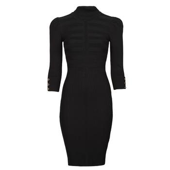 textil Dame Korte kjoler Morgan RMTO Sort