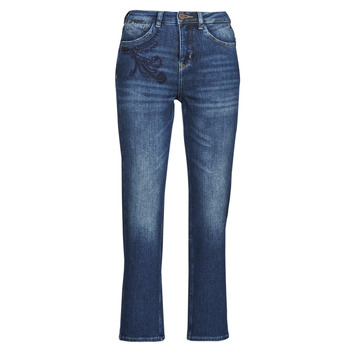 textil Dame Lige jeans Freeman T.Porter MONIKA SDM Blå