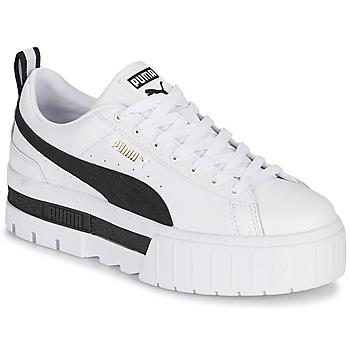 Sko Dame Lave sneakers Puma MAYZE Hvid / Sort