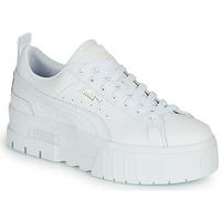 Sko Dame Lave sneakers Puma MAYZE Hvid