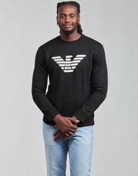textil Herre Sweatshirts Emporio Armani 8N1MR6 Sort
