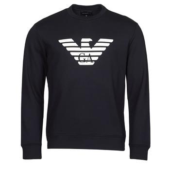 textil Herre Sweatshirts Emporio Armani 8N1MR6 Marineblå