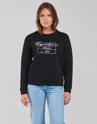 textil Dame Sweatshirts Emporio Armani 6K2M7R Sort