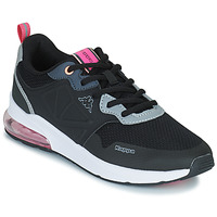 Sko Pige Lave sneakers Kappa SPLINTER LACE KID Blå / Pink