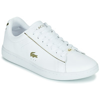 Sko Dame Lave sneakers Lacoste CARNABY EVO 0721 3 SFA Hvid