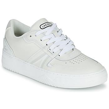 Sko Dame Lave sneakers Lacoste L001 0321 1 SFA Hvid