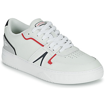 Sko Herre Lave sneakers Lacoste L001 0321 1 SMA Hvid / Rød / Blå