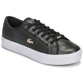 Sko Dame Lave sneakers Lacoste ZIANE PLUS GRAND 07211CFA Sort