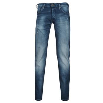 textil Herre Smalle jeans Jack & Jones JIGLENN JJROCK Blå / Medium