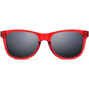 Ure & Smykker Solbriller The Indian Face Arrecife Rød