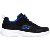 Sko Børn Lave sneakers Skechers Dynamight 20 Vordix Sort, Blå