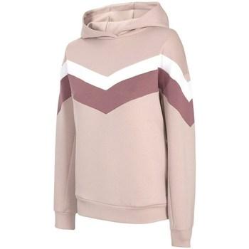 textil Dame Sweatshirts 4F BLD020 Beige