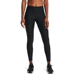 textil Dame Leggings Under Armour HeatGear HiRise Leg NS Sort