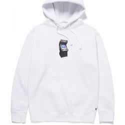 textil Herre Sweatshirts Huf Sweat arcade hood Hvid