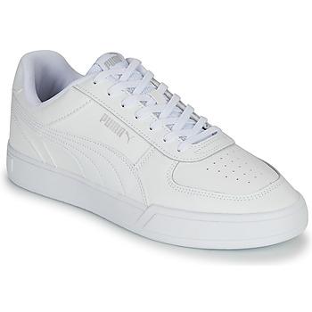 Sko Herre Lave sneakers Puma CAVEN Hvid