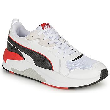 Sko Herre Lave sneakers Puma XRAY GAME Hvid / Sort / Grå