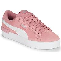 Sko Dame Lave sneakers Puma JADA Pink / Hvid