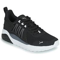 Sko Dreng Lave sneakers Puma ANZARUN JR Sort / Hvid