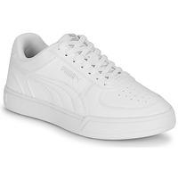 Sko Børn Lave sneakers Puma CAVEN JR Hvid