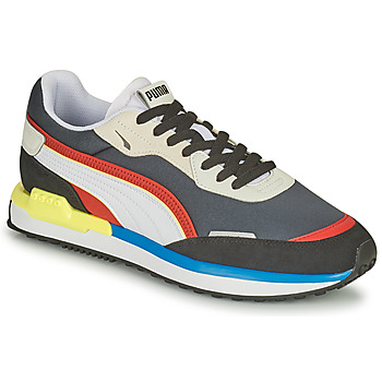 Sko Herre Lave sneakers Puma CITY RIDER Flerfarvet