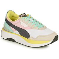 Sko Dame Lave sneakers Puma CRUISE RIDER Flerfarvet